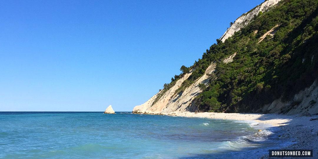 spiagge riviera del conero vacanza viaggio