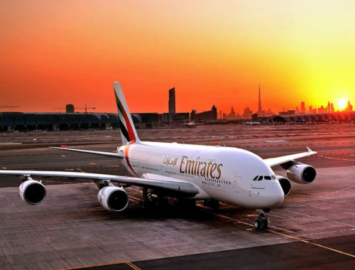 Emirates world arilines award 2016 best aiurbus a380