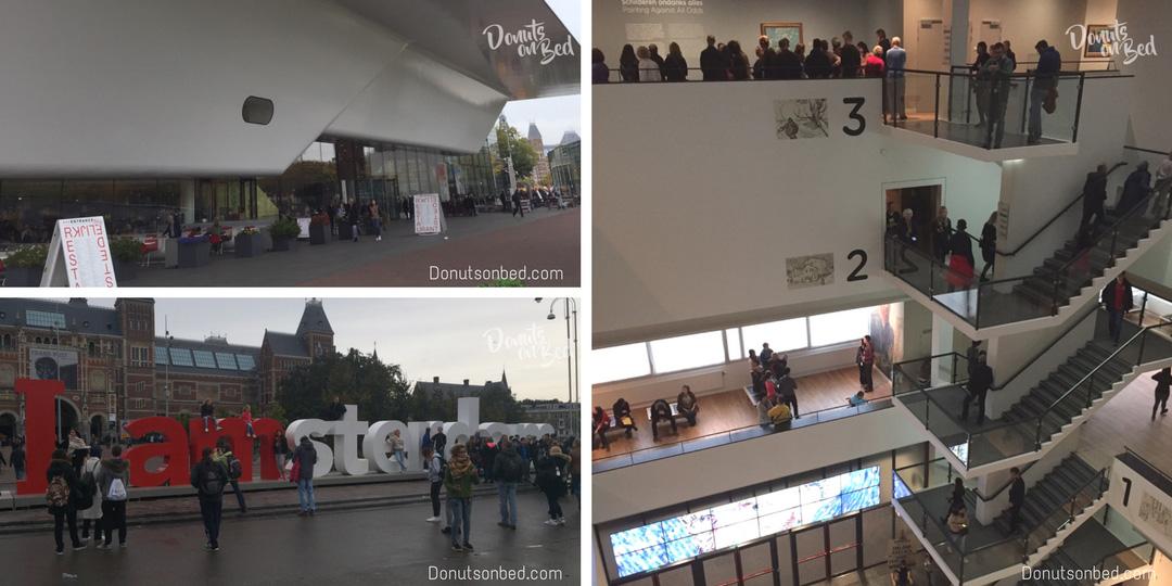 Van Gogh Museum, travel blog, Amsterdam, blog viaggi