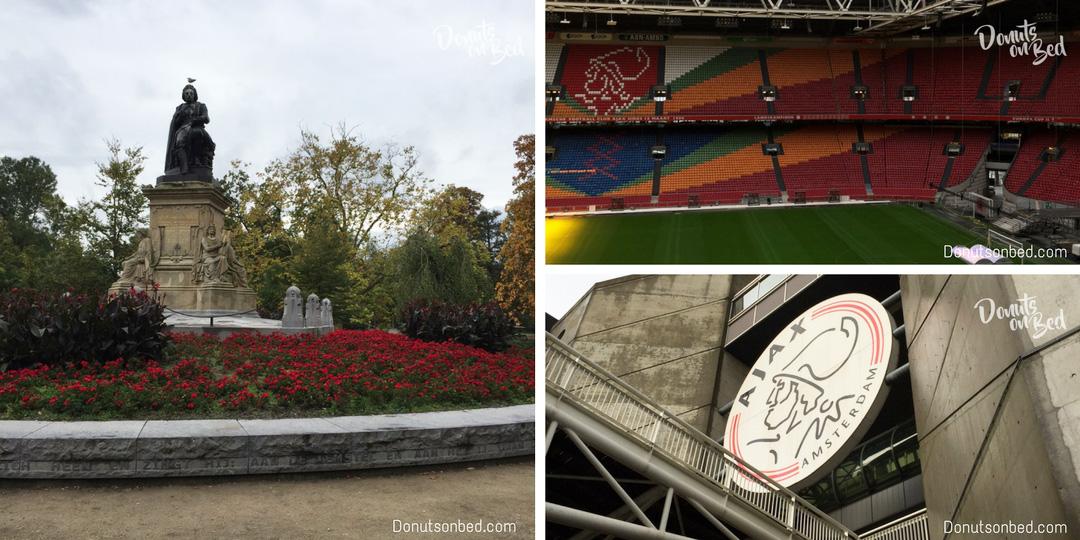 Vondelpark, amsterdam, travel blog, blog viaggi, donutsonbed