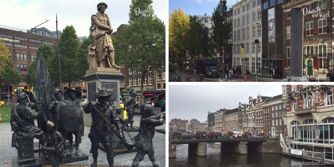 Vacanza ad Amsterdam museo Rembrandt