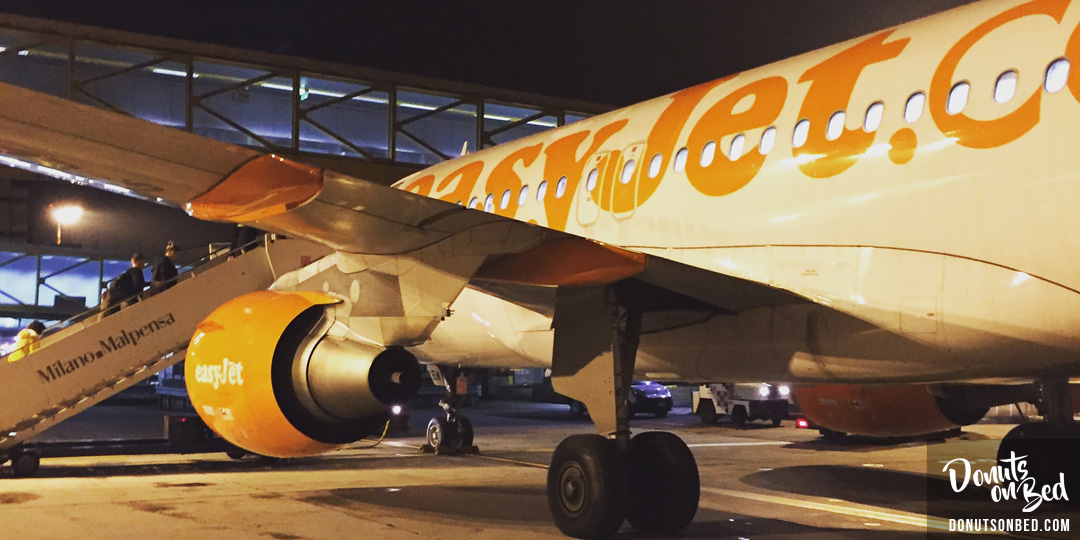 easyjet amsterdam viaggio flight travel
