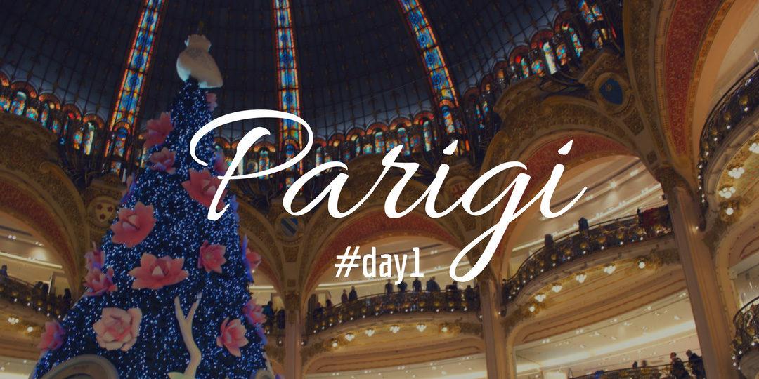 Racconto viaggio a Parigi