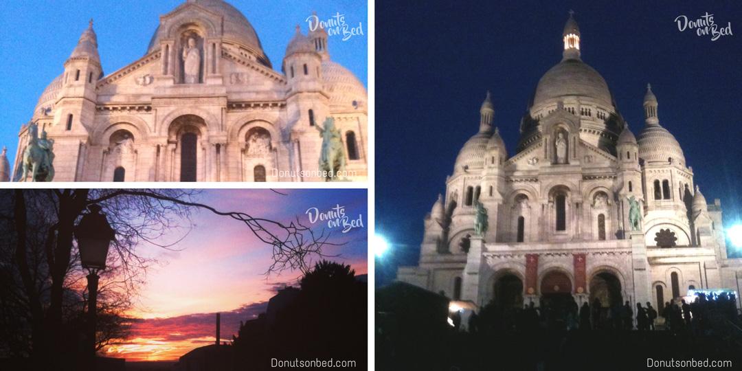 itinerario viaggio a parigi