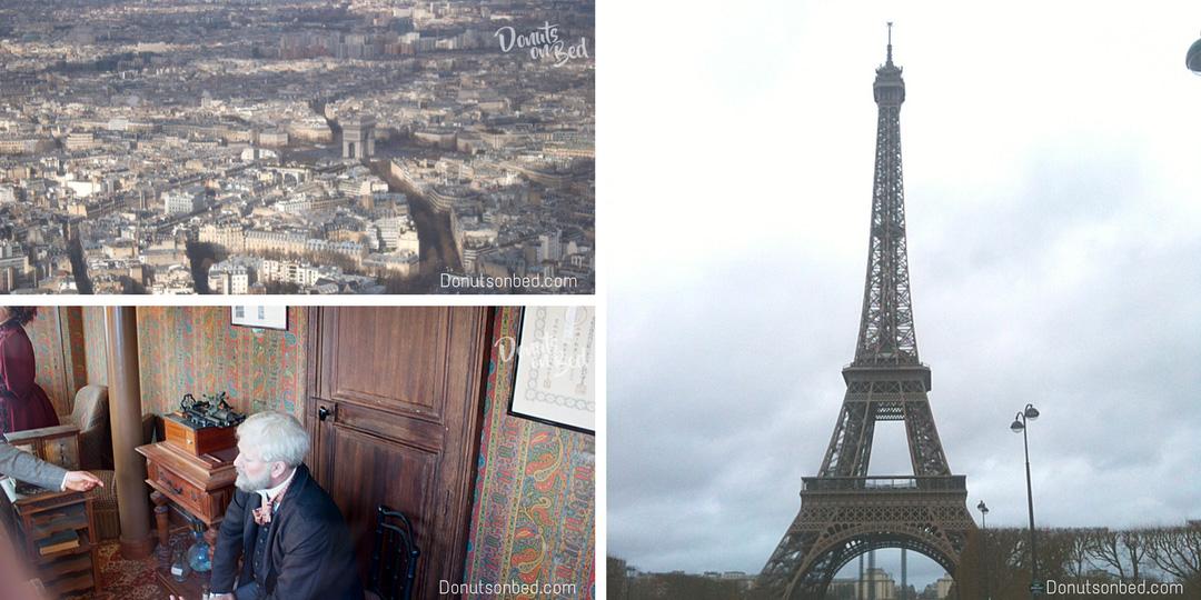 organizzare viaggio parigi