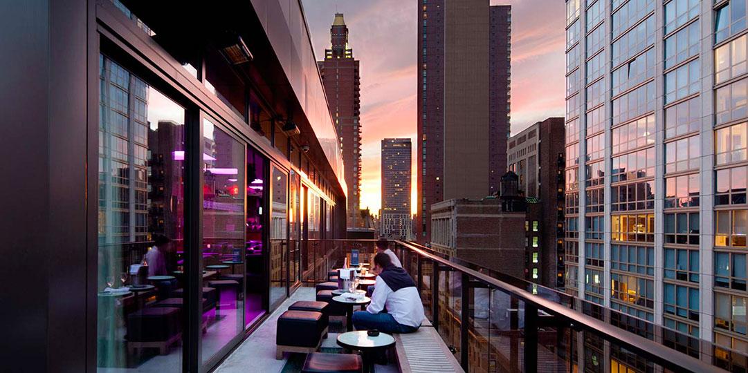 migliori rooftop newyork