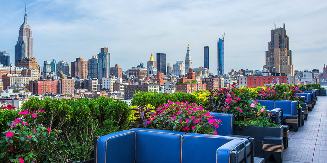 PH rooftop new york