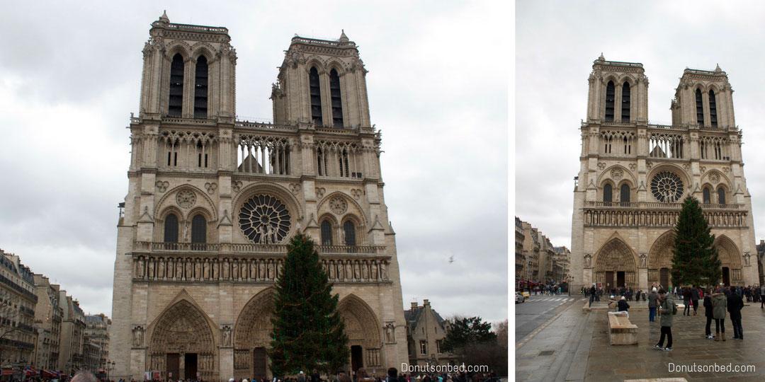 itinerario viaggio parigi