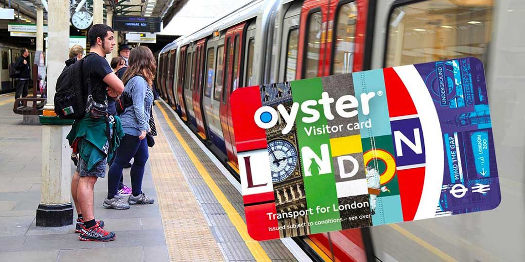 acquistare visitor oyster card