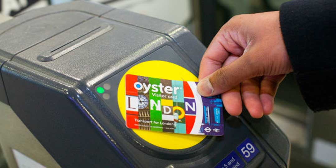 acquistare visitor oyster card