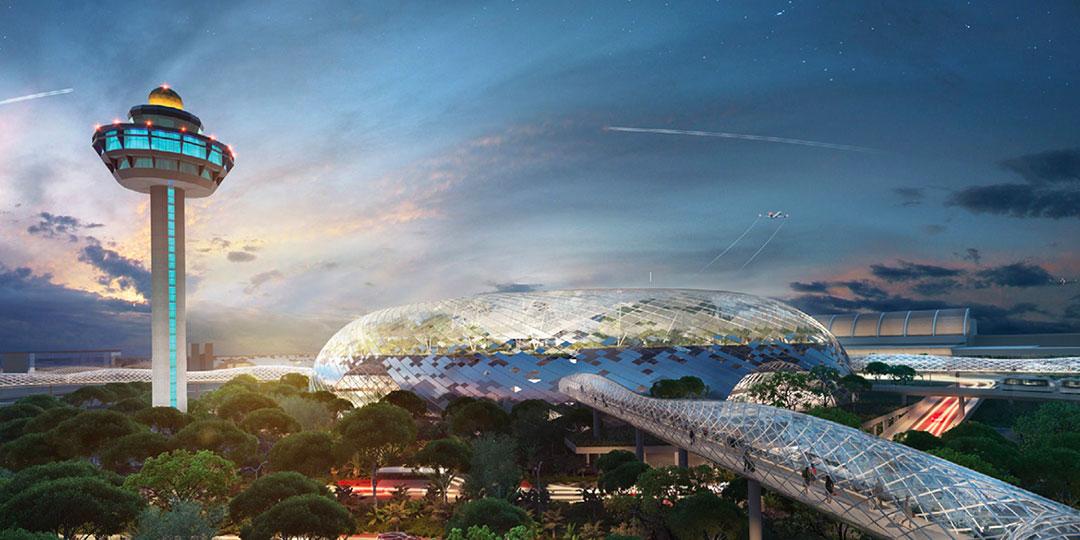 Changi Singapore aeroporto migliore al mondo