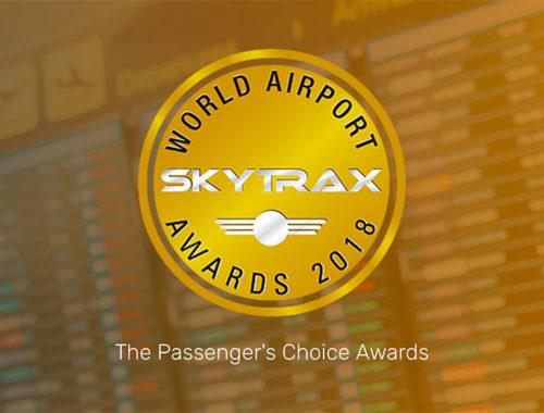 Skytrax Migliori Aeroporti del mondo 2018