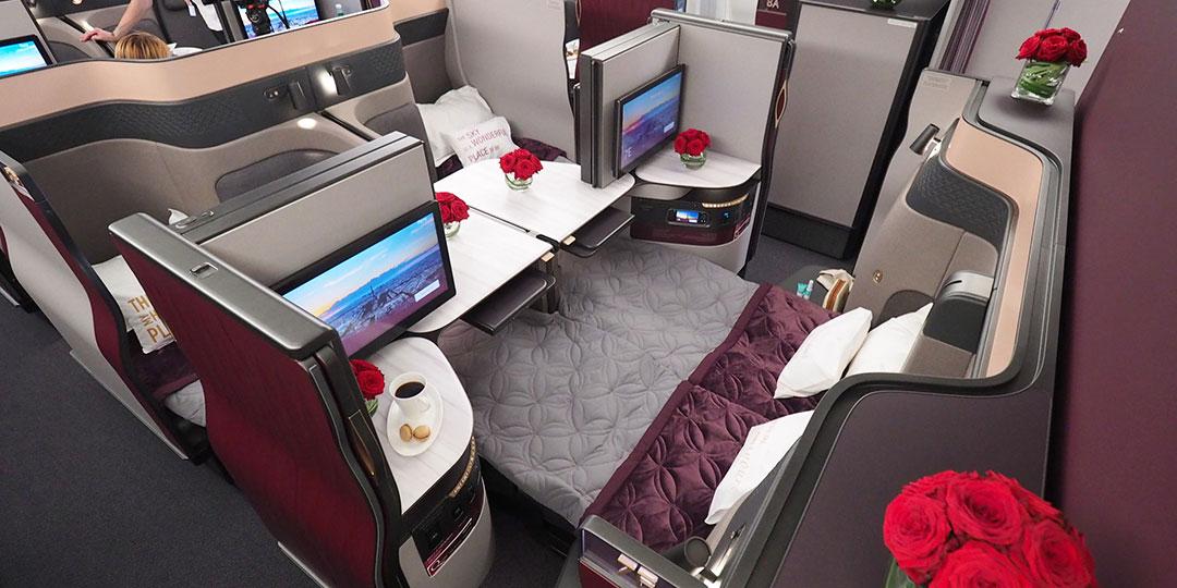 qsuite qatar miglior business class del mondo