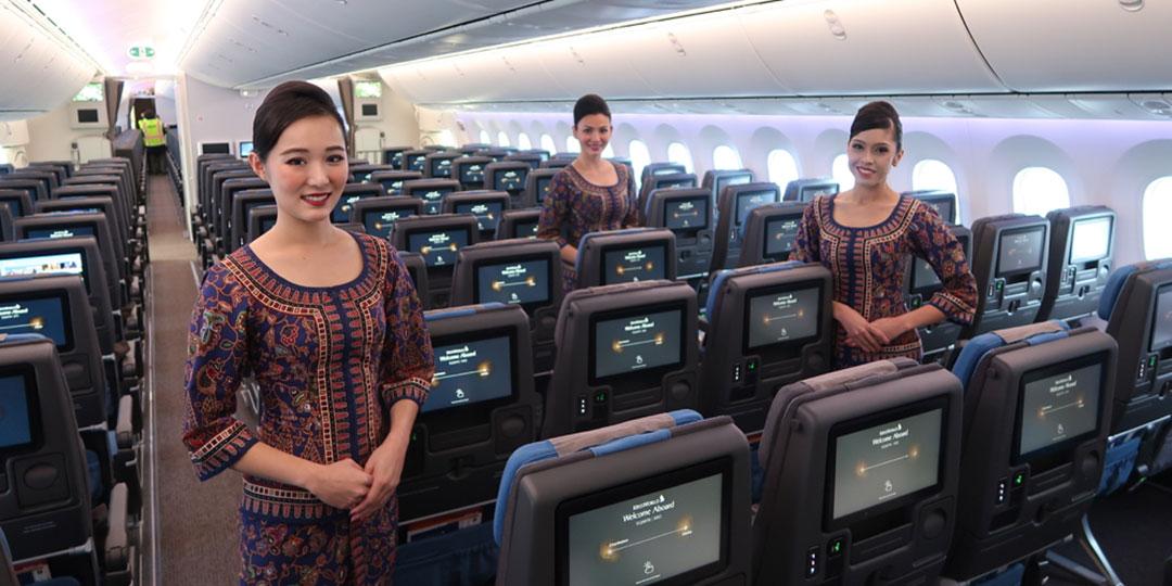 migliori compagnie aeree del mondo