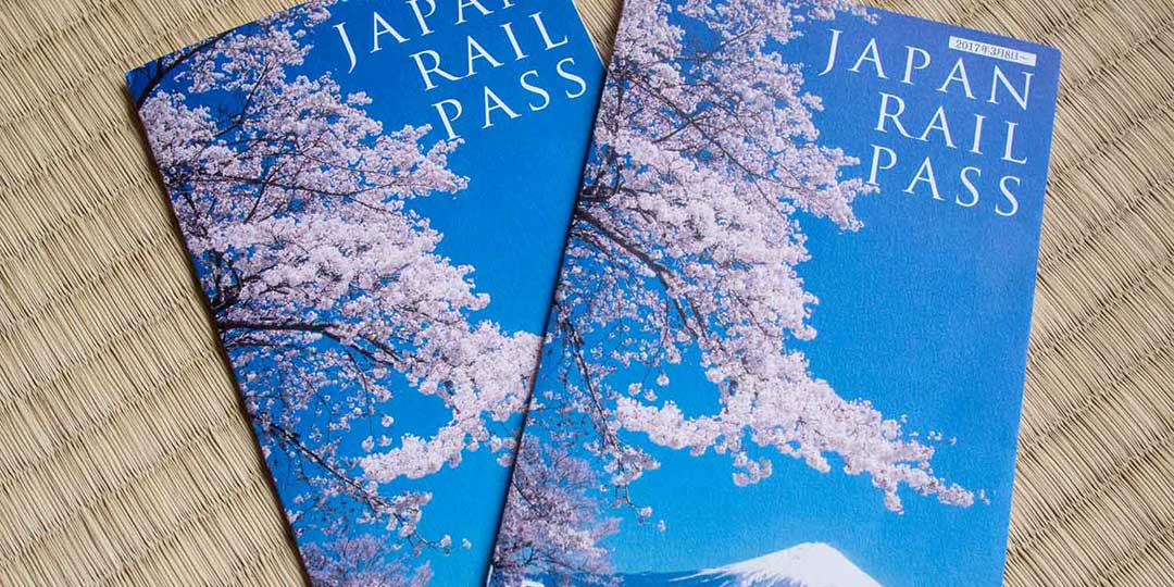 acquistare japan rail pass
